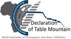 Declaration of Table Mountain